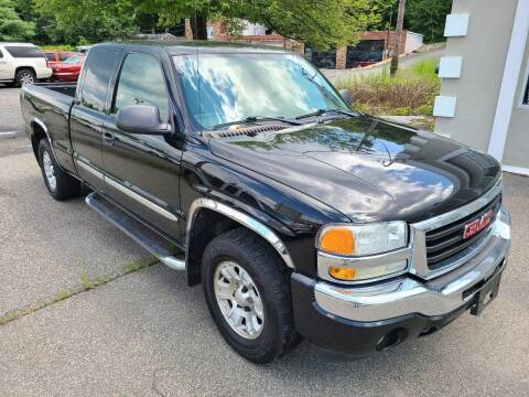 2005 GMC Sierra 1500 for sale at New Jersey Automobiles and Trucks in Lake Hopatcong NJ