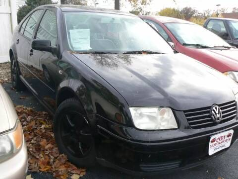 2003 Volkswagen Jetta for sale at Indy Motorsports in St. Charles MO