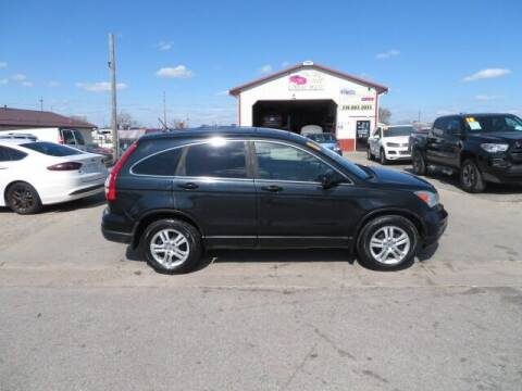 2011 Honda CR-V for sale at Jefferson St Motors in Waterloo IA