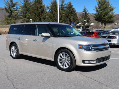 2018 Ford Flex for sale at Ken Wilson Ford in Canton NC