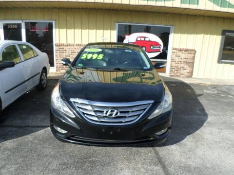 2011 Hyundai Sonata for sale at Credit Cars of NWA in Bentonville AR