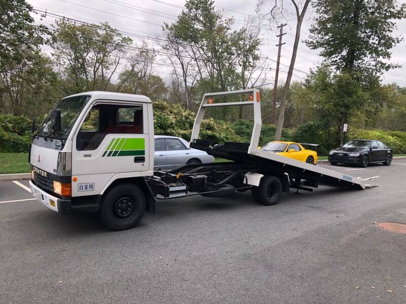 1989 Mitsubishi Canter for sale at Forbidden Motorsports in Livingston NJ