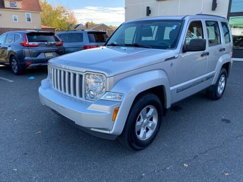 2012 Jeep Liberty for sale at MAGIC AUTO SALES in Little Ferry NJ