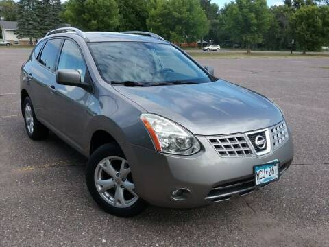 2009 Nissan Rogue for sale at Border Auto of Princeton in Princeton MN