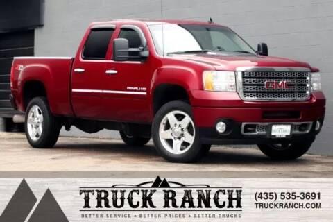 2014 GMC Sierra 3500HD for sale at Truck Ranch in Logan UT