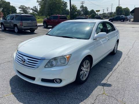 2009 Toyota Avalon for sale at Brewster Used Cars in Anderson SC