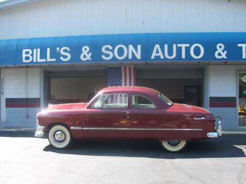 1950 Ford CUSTOM DELUXE for sale at Bill's & Son Auto/Truck Inc in Ravenna OH