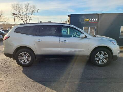 2016 Chevrolet Traverse for sale at THE LOT in Sioux Falls SD