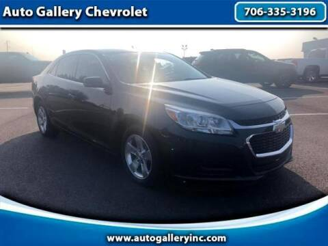 2014 Chevrolet Malibu for sale at Auto Gallery Chevrolet in Commerce GA