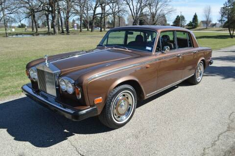 1974 Rolls-Royce Silver Shadow for sale at Park Ward Motors Museum - Park Ward Motors in Crystal Lake IL