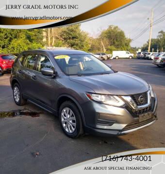 2018 Nissan Rogue for sale at JERRY GRADL MOTORS INC in North Tonawanda NY