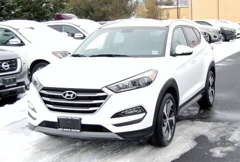 2017 Hyundai Tucson for sale at Avi Auto Sales Inc in Magnolia NJ