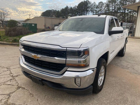 2016 Chevrolet Silverado 1500 for sale at Elite Motor Brokers in Austell GA
