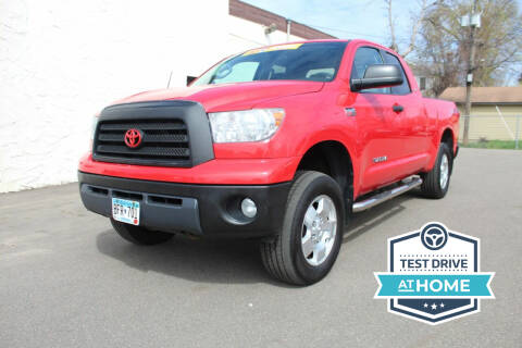 2009 Toyota Tundra for sale at K & L Auto Sales in Saint Paul MN