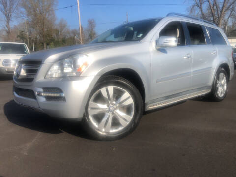 2011 Mercedes-Benz GL-Class for sale at Beckham's Used Cars in Milledgeville GA
