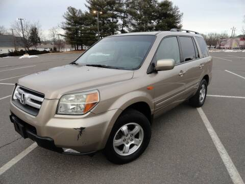2006 Honda Pilot for sale at TJ Auto Sales LLC in Fredericksburg VA