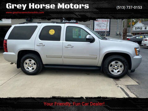 2013 Chevrolet Tahoe for sale at Grey Horse Motors in Hamilton OH