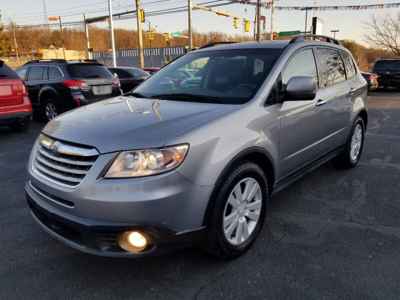 2010 Subaru Tribeca for sale at Cedar Auto Group LLC in Akron OH