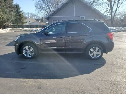 2013 Chevrolet Equinox for sale at Deals on Wheels in Oshkosh WI