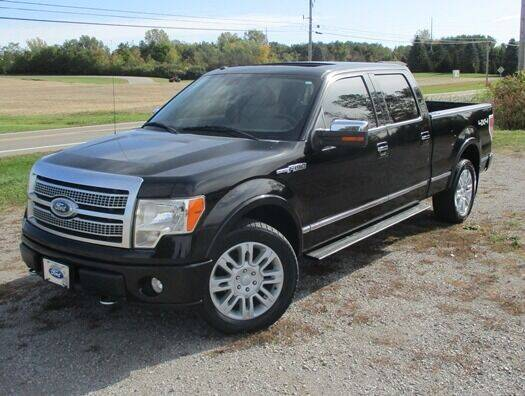 2009 Ford F-150 for sale at BSTMotorsales.com in Bellefontaine OH