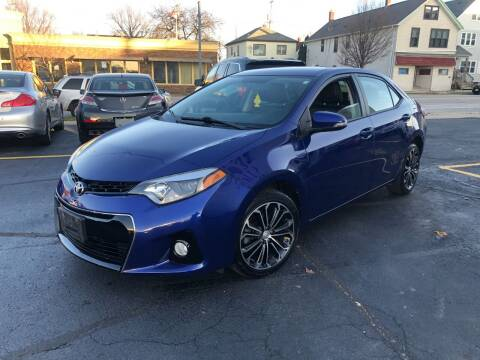 2015 Toyota Corolla for sale at Fine Auto Sales in Cudahy WI