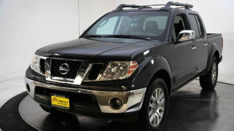 2011 Nissan Frontier for sale at AUTOMAXX MAIN in Orem UT