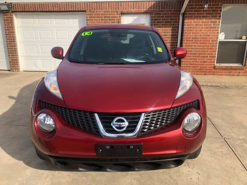 2014 Nissan JUKE for sale at Moore Imports Auto in Moore OK