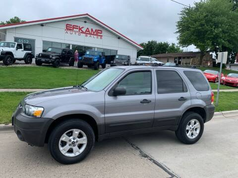 2007 Ford Escape for sale at Efkamp Auto Sales LLC in Des Moines IA