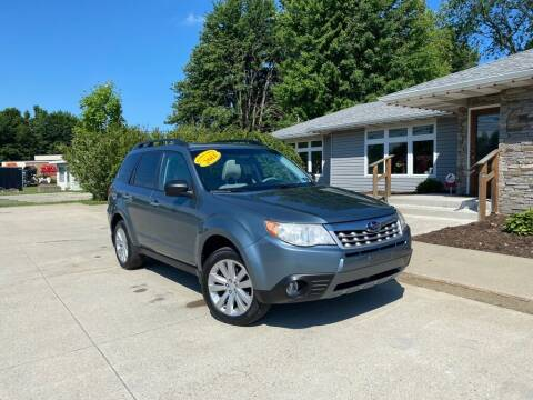 2011 Subaru Forester for sale at 1st Choice Auto, LLC in Fairview PA