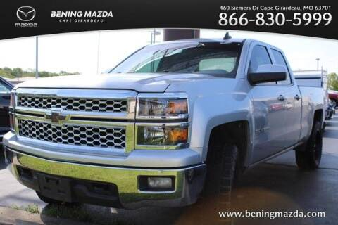 2015 Chevrolet Silverado 1500 for sale at Bening Mazda in Cape Girardeau MO