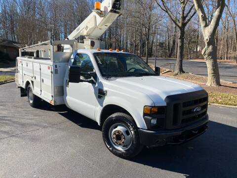 2008 Ford F-350 Super Duty for sale at Bowie Motor Co in Bowie MD