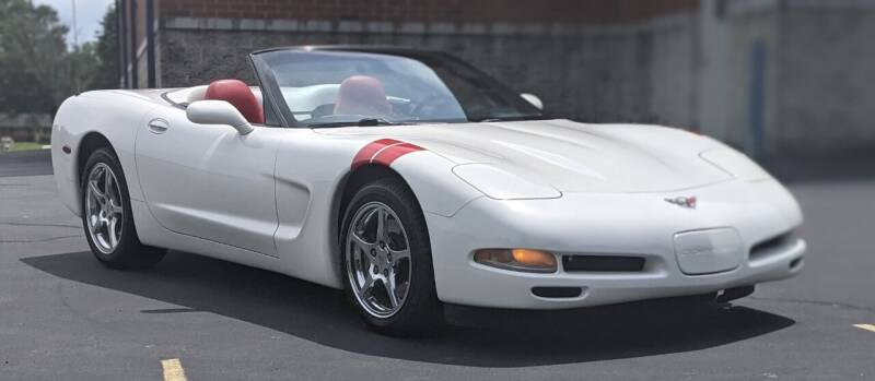 2002 Chevrolet Corvette for sale at Old Monroe Auto in Old Monroe MO