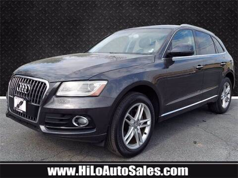 2016 Audi Q5 for sale at Hi-Lo Auto Sales in Frederick MD