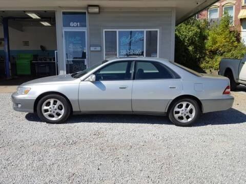 2000 Lexus ES 300 for sale at BELAIR MOTORS in Akron OH