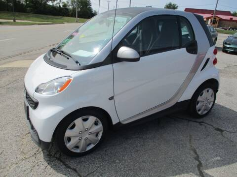 2013 Smart fortwo for sale at Schrader - Used Cars in Mt Pleasant IA