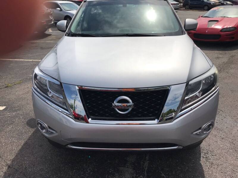 2015 Nissan Pathfinder for sale at Mitchell Motor Company in Madison TN