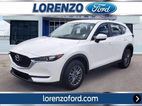 2018 Mazda CX-5 for sale at Lorenzo Ford in Homestead FL