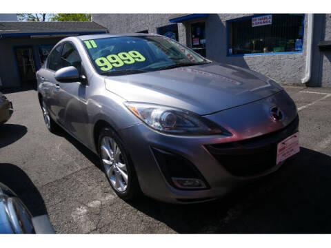2011 Mazda MAZDA3 for sale at M & R Auto Sales INC. in North Plainfield NJ