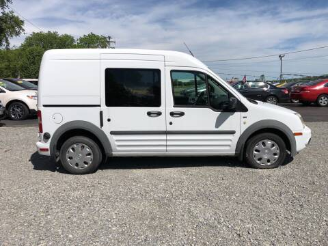 2012 Ford Transit Connect for sale at Westview Motors in Hillsboro OH