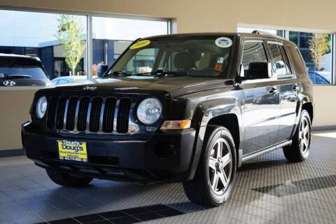 2010 Jeep Patriot for sale at Jeremy Sells Hyundai in Edmunds WA