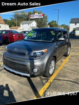2017 Kia Soul for sale at Dream Auto Sales in South Milwaukee WI