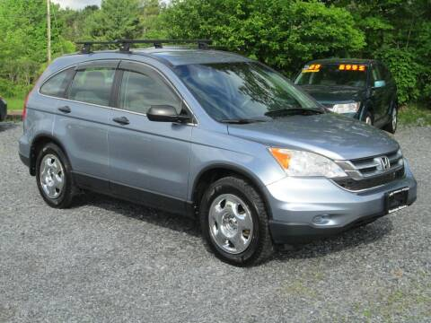 2010 Honda CR-V for sale at Saratoga Motors in Gansevoort NY