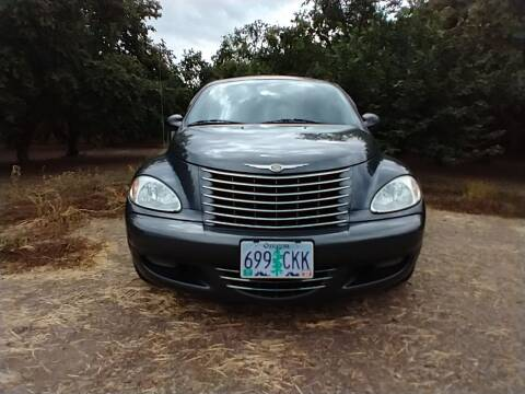 2004 Chrysler PT Cruiser for sale at M AND S CAR SALES LLC in Independence OR