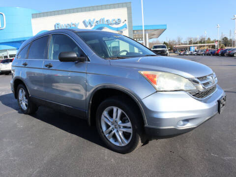 2010 Honda CR-V for sale at RUSTY WALLACE HONDA in Knoxville TN