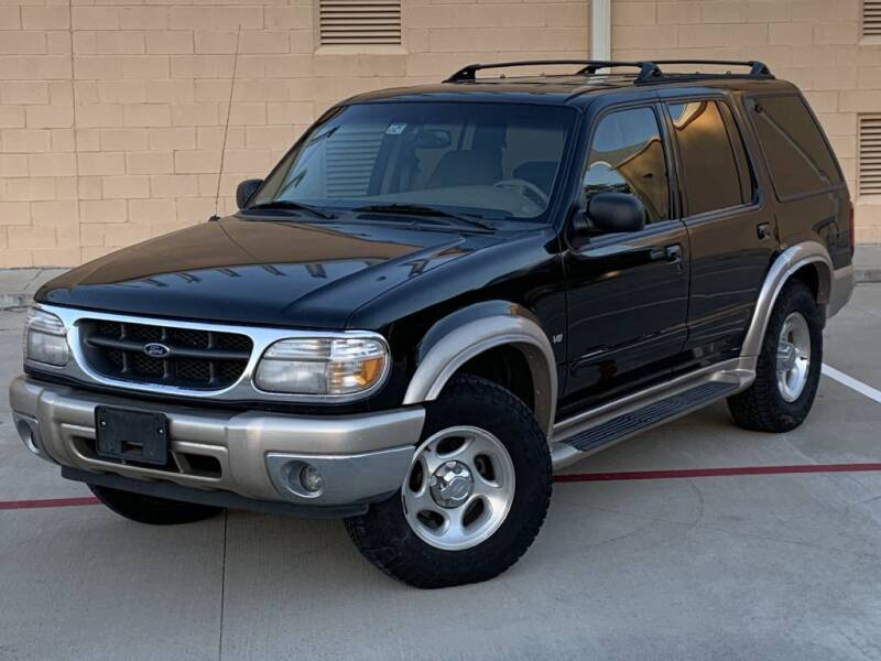 2000 Ford Explorer for sale at Executive Motor Group in Houston TX
