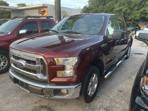 2015 Ford F-150 for sale at P J Auto Trading Inc in Orlando FL