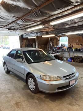 1999 Honda Accord for sale at Lavictoire Auto Sales in West Rutland VT
