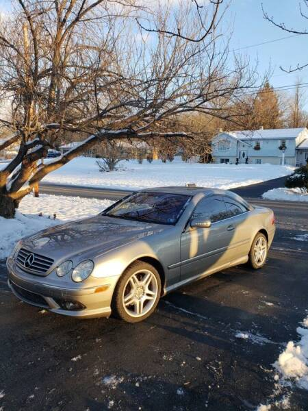 2006 Mercedes-Benz CL-Class for sale at Alpine Auto Sales in Carlisle PA