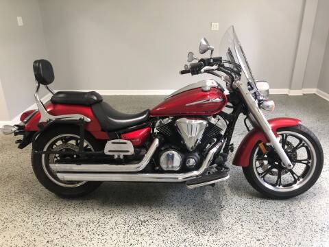 2013 Yamaha V-Star XVS950 for sale at Rucker Auto & Cycle Sales in Enterprise AL