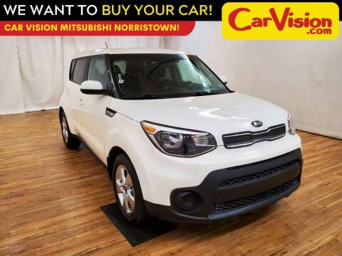 2019 Kia Soul for sale at Car Vision Mitsubishi Norristown in Trooper PA
